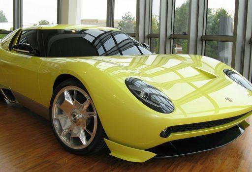 287 - tU2C1Rn - Lamborghini Muira concept