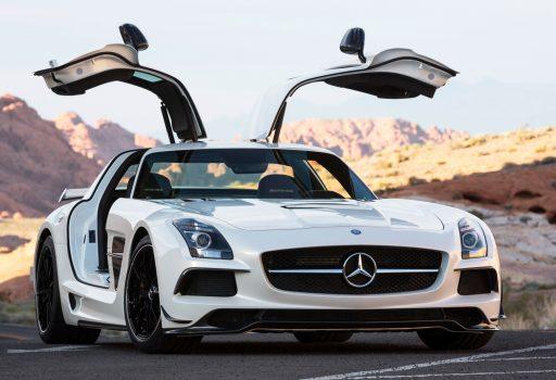 370 - ID5rtyT - Mercedes Benz SLS AMG